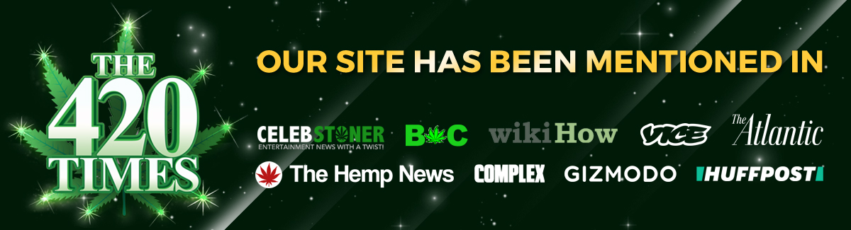 Marijuana & Cannabis News – The 420 Times logo