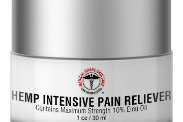 Hemp Pain Reliever