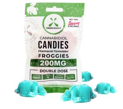 Green Roads Froggies Gummies