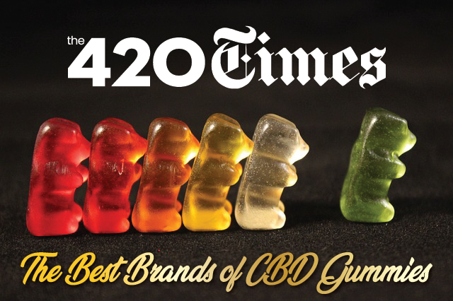 Best CBD Gummy Brands