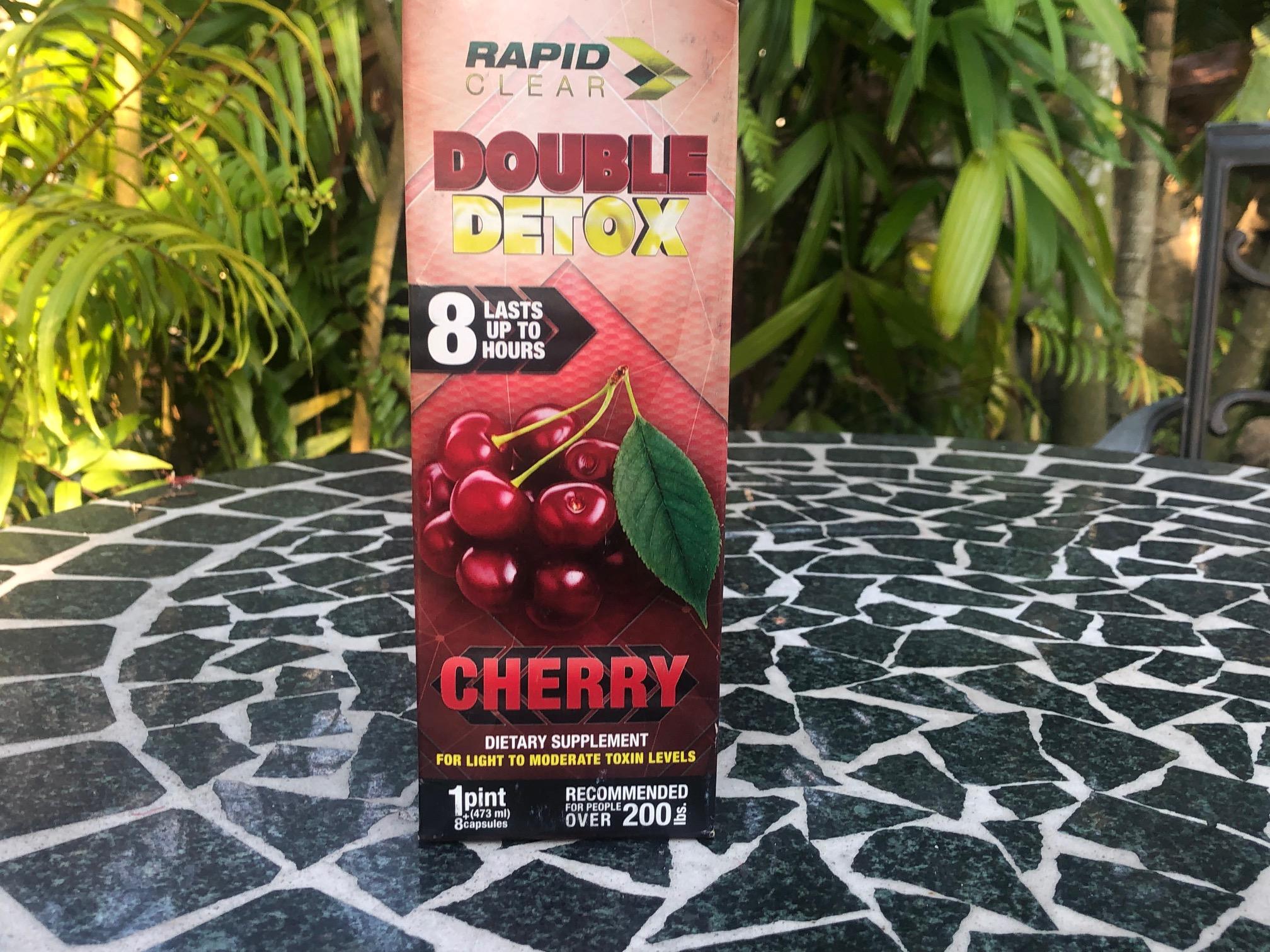 cherry detox