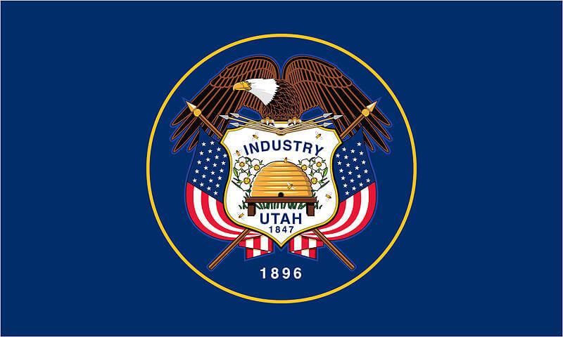 Utah state flag