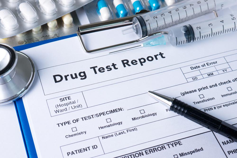 corporate drug testing