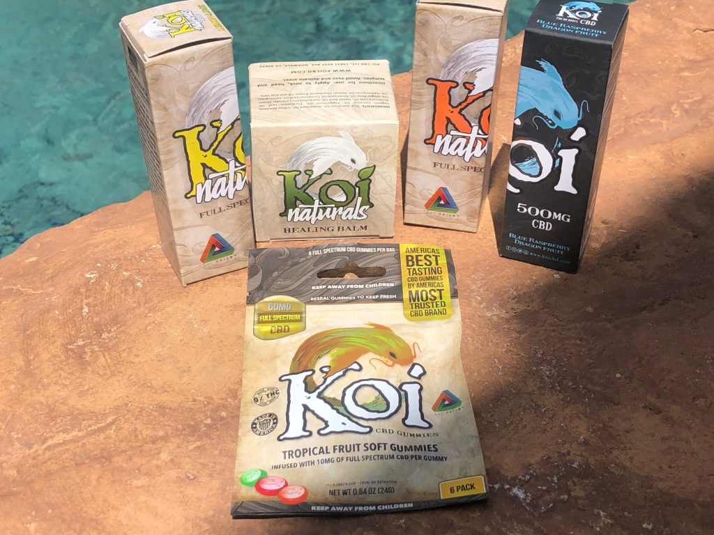 Koi CBD Oil Review for 2019 - Get a Coupon and Save