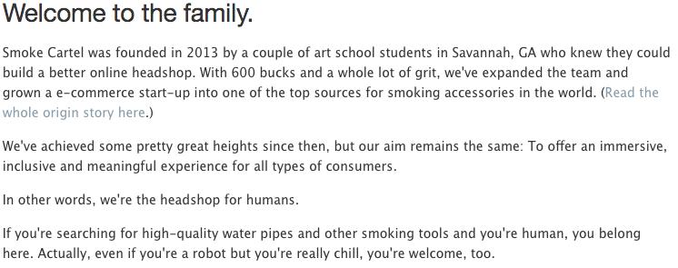Smoke Cartel Review